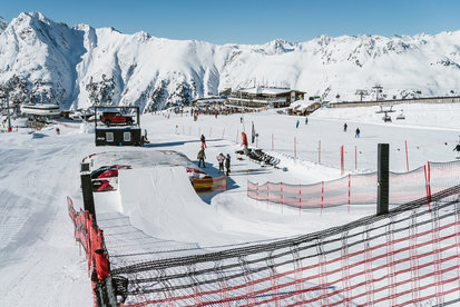 Freestyle Paradies in Ischgl